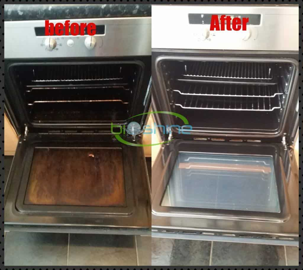 oven cleaning Herts